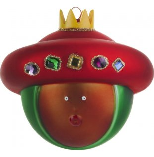 Alessi kerstballen set 10 stuks