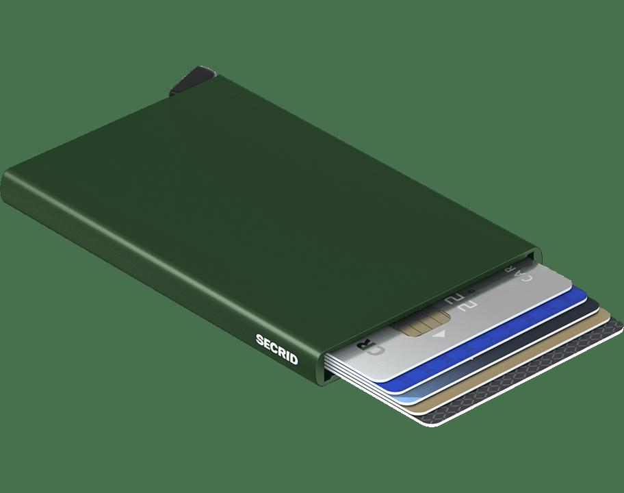 Secrid Cardprotector groen