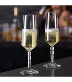 Leonardo Spiritti Champagne glas 230 ml - 6 stuks
