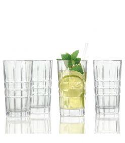 Leonardo Spiritii longdrinkglas - 260 ml - 4 stuks