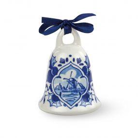 Royal Delft Kerstbel klein
