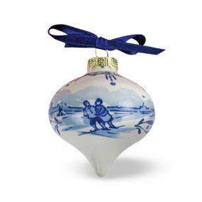 Royal Delft Kerstdruppel