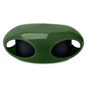 Koziol Pi:p voederhuisje donker groen
