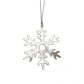 Pluto Snowflakes metal