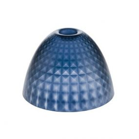 Koziol Stella  S lampenkap Silk blauw