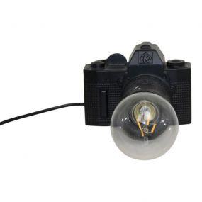 Housevitamin Strike a pose lamp zwart