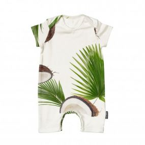 Snurk Playsuit Baby - Coconuts