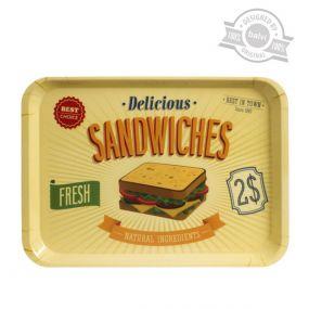 Balvi dienblad Best Sandwiches melamine