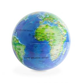 Balvi Magic Globe 360 blauw