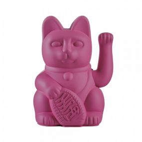 Lucky cat Purple - Donkey Maneki Neko