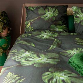 Snurk Green Forest dekbedovertrek 1-persoons 140 x 220 cm