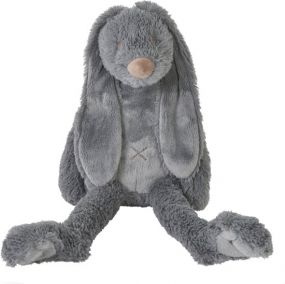 Happy Horse Tiny Deep Grey Rabbit Richie knuffel