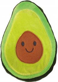 Bitten warmte kussen Avocado