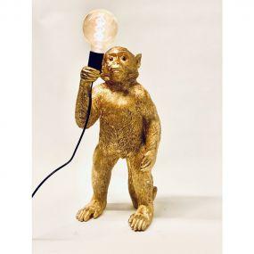 Kitchen Trend Aap lamp staand goud