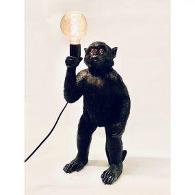 Kitchen Trend Aap lamp staand zwart