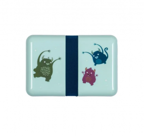A Little Lovely Company lunchbox Monsters