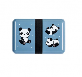 A Little Lovely Company lunchbox Panda