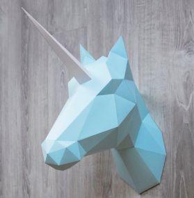 Assembli paard/eenhoorn paper kit DIY
