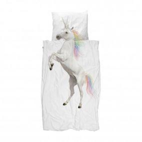 Unicorn dekbedovertrek Snurk eenhoorn