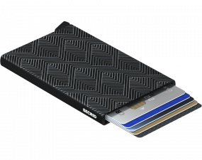 Secrid Cardprotector Laser Structure zwart