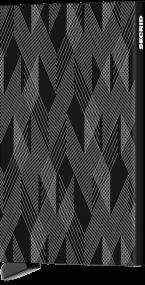 Secrid Cardprotector Zigzag laser zwart