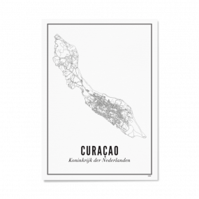 Wijck print Curacao A4 21 x 30