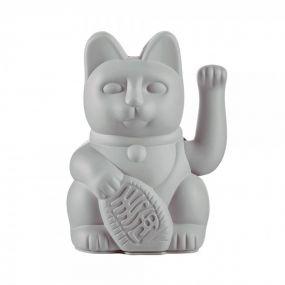 Lucky cat grijs - Donkey Maneki Neko