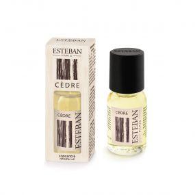 Esteban Classic Cedre Essentiele Geurolie - 15 ml