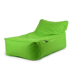 B-Bed lounger Lime incl. kussen Extreme Lounging