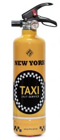 Fire-Art brandblusser Taxi New York 1Kg