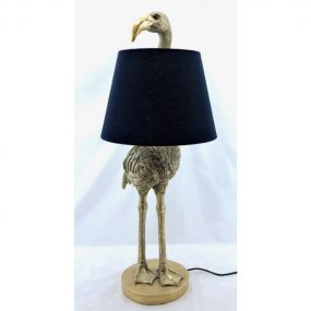 Kitchen Trend Flamingo lamp met kap goud