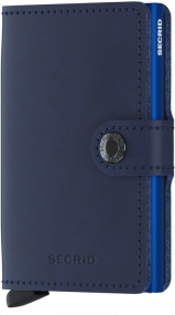 Secrid Mini wallet original navy blue