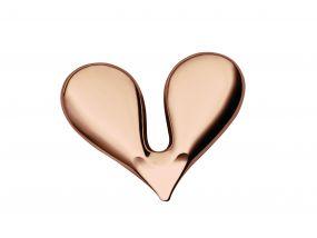 Alessi notenkraker Nut Splitter Golden Pink