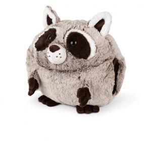 Noxxiez handwarmer knuffel Wasbeer
