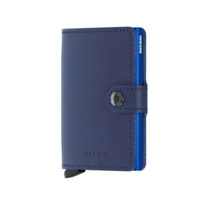 Secrid Mini wallet original navy blue