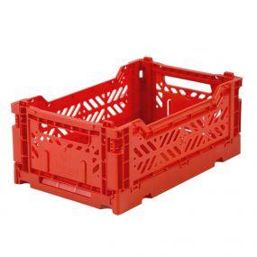 Folding Crates Rood Eef Lillemor Ay-kasa
