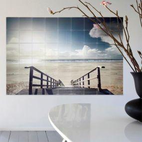 IXXI Beach wanddecoratie