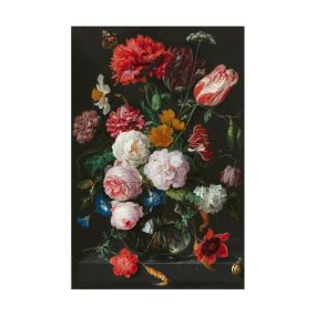 IXXI Still life with flowers Rijksmuseum wanddecoratie