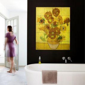 IXXI Sunflowers Van Gogh Museum