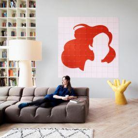 IXXI Disney Ariel Minimalism-large (220 x 220 cm)