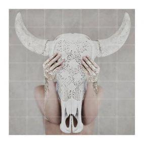 IXXI Bohemian Skull