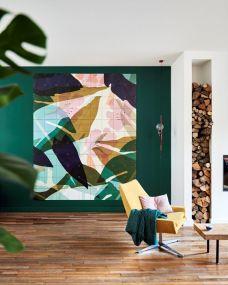 Ixxi Leaves small Lotte Dirks  80 x 100 cm