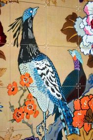 Ixxi Tropical Birds small  80 x 100 cm