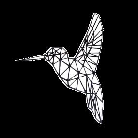 FBRK Design Kolibrie L 9mm zwart