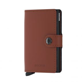 Secrid Mini wallet Matte Brick Black