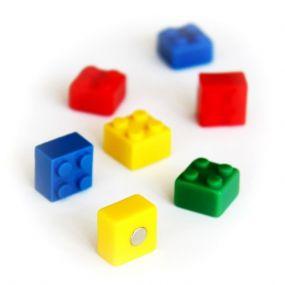 Trendform magneten Brick set van 4