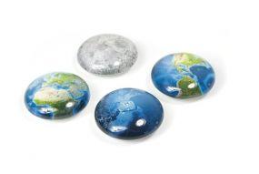 Trendform Planet Eye magneten set 4 stuks