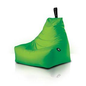 B-Bag zitzak Extreme Lounging lime groen