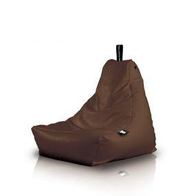 B-bag Mini-b kinderzitzak  bruin