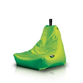 B-bag Mini-b kinderzitzak lime groen
